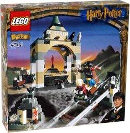 Lego Harry Potter 4714 Philosophers Stone Gringotts Bank