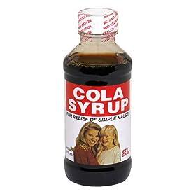lots gatorade tylenol body aches cola syrup vomiting works