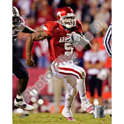 (20x24) Arkansas Razorbacks - Darren McFadden Glossy Photo Photograph at Amazon.com