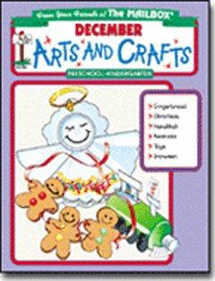 ARTS & CRAFTS DECEMBER GR PREK-K - 1