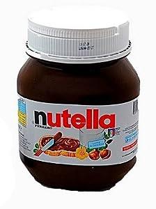 Nutella Hazelnut Spread 5 kg (11 LB) Jar - Made in Italy