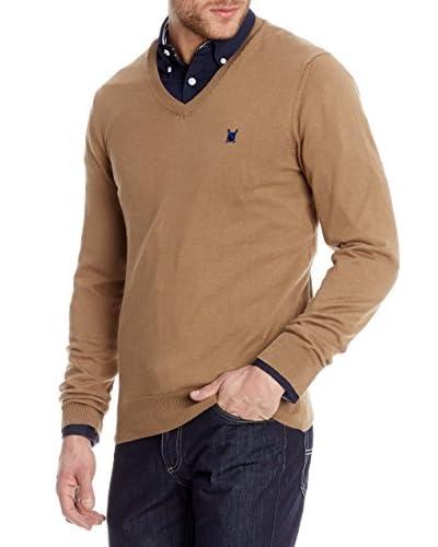 Polo Club Pullover Gentleman V [Cammello]