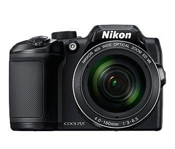Nikon-Coolpix-Camera-with-8GB-SD-Card-Camera-Bag-HDMI-cable-B500-Black