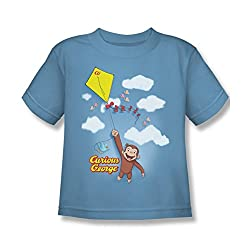 Curious George Flight Juvy T-Shirt