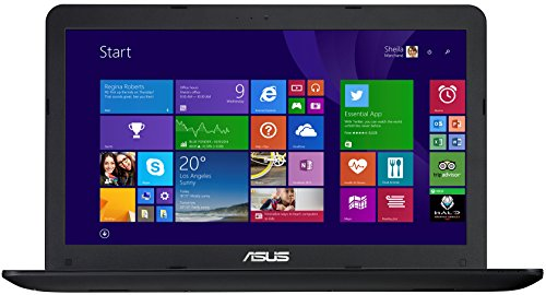 Asus F555LJ-XX194H 39,6 cm (15,6 Zoll) Notebook (Intel Core i5-5200U, 2,7GHz, 8GB RAM, 2TB HDD, NVIDIA GF 920M, DVD, Win 8.1) blau