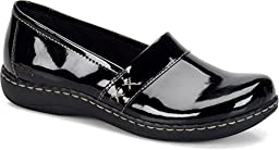 B.O.C Women\'s Howell Black Patent Leather Casual 10 B(M) US