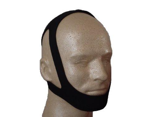顎関節脱臼対策用 ― 顎サポーター (日本語箱パッケージ説明書付き)