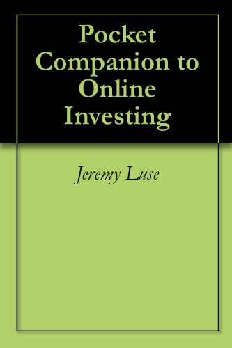 Pocket Companion to Online Investing