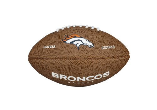 NFL Denver Broncos Soft Touch Football (Nfl Gear For Kids compare prices)