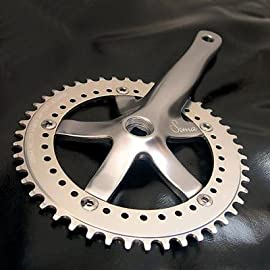 Soma Fabrications Hellyer Track Bicycle Crank Set