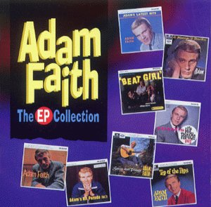 Adam Faith - The EP Collection - Zortam Music