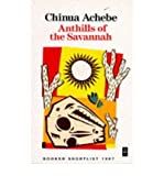 [ ANTHILLS OF THE SAVANNAH BY ACHEBE, CHINUA](AUTHOR)PAPERBACK Chinua Achebe
