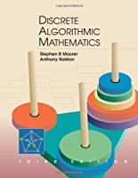 Discrete Algorithmic Mathematics, 3rd Edition Front Cover