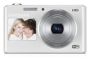 "Samsung DV150F Appareil photo numérique 16,2 Mpix Ecran 2,7"" WiFi USB Blanc"