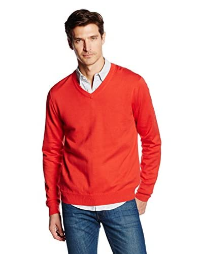 Brooks Brothers Pullover [Rosso]