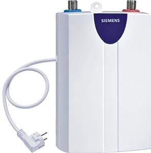 Siemens DH04101 Kleindurchlauferhitzer 3.5 KW Untertisch  BaumarktKritiken und weitere Informationen