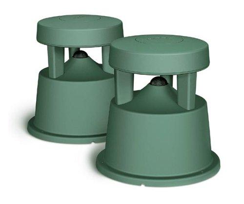 Bose--FreeSpace-51-Environmental-Lautsprecher-1-Paar-bis-100-Watt-Amplifier-granit-grn