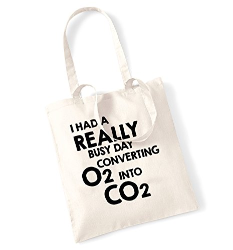 I had a really busy day converting 02 into c02 tote bag