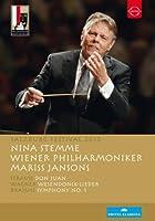 Salzburg 2012: Jansons [Salzburg Festival 2012] [Mariss Jansons, Nina Stemme] [Euroarts: 2072628] [DVD] [2013] [NTSC]