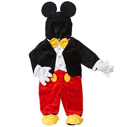 how to make a mickey mouse tail for costume