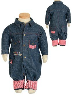 Denim Snap Front Camping Hippo Jumpsuit - Buy Denim Snap Front Camping Hippo Jumpsuit - Purchase Denim Snap Front Camping Hippo Jumpsuit (ClassicCloseouts, ClassicCloseouts Apparel, ClassicCloseouts Toddler Boys Apparel, Apparel, Departments, Kids & Baby, Infants & Toddlers, Boys, Pants)