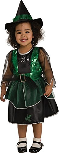 Wizard Of Oz Costume, Wicked Witch Costume - Toddler