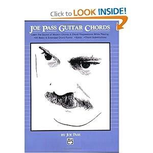 Joe Pass Guitar Chords ebook downloads