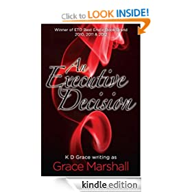 An Executive Decision (An Executive Decision Trilogy)