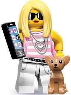 Lego-71001-Series-10-Minifigure-Trendsetter