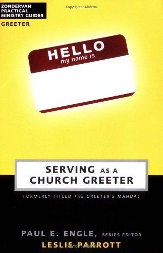 Serving as a Church Greeter310247772