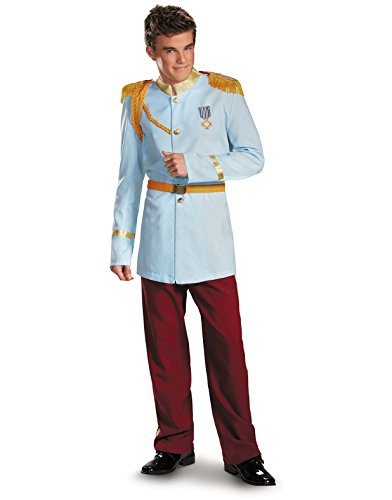 Disney Prince Charming Adult Prestige Costume