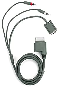 Gen Xbox 360 HD 6-Feet VGA Audio/Video Cable