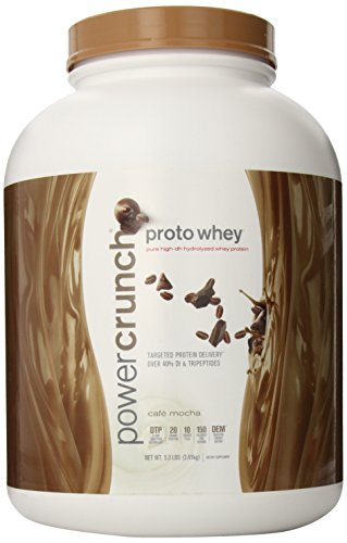 Bionutritional Research Group Proto Whey Cafe Mocha 5.3 Pound Container by Bio Nutritional