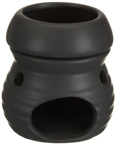 pretty-valley-home-modern-ornamental-gourd-oil-warmer-black