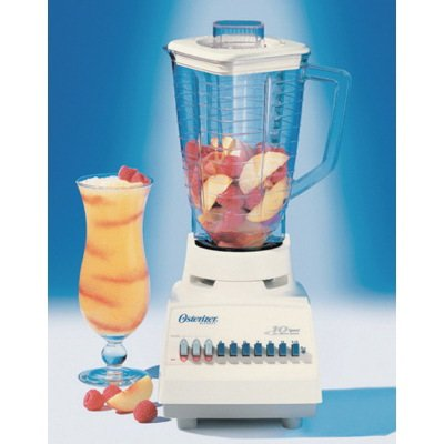 220 Volt  NOT USA COMPLIANT  Oster Blender 10 Speed Plastic