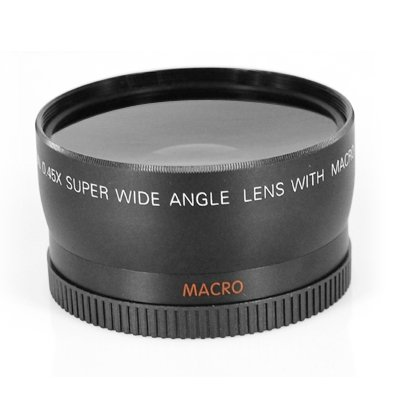 DIGIFLEX 58MM Wide Angle Lens for Canon 350D