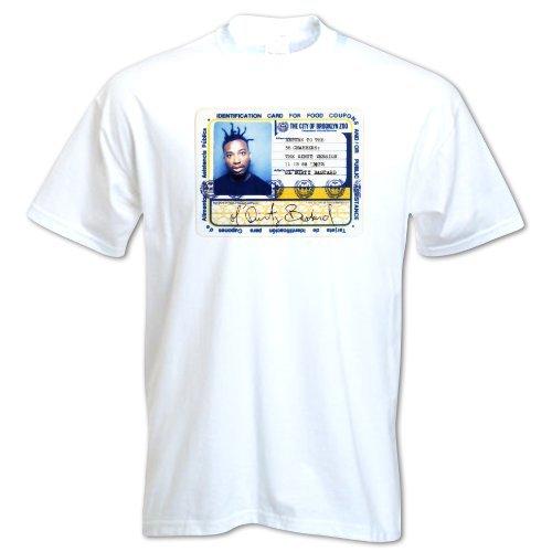 Bang Tidy Clothing Men'S Mans Hip Hop Music T-Shirt Inspired By Wu Tang Clan Odb Large White