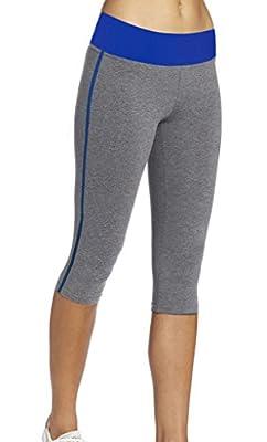 iLoveSIA® Women's Tight Capri Workout 3/4 Legging