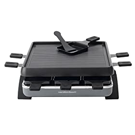 Hamilton Beach Raclette Party Grill