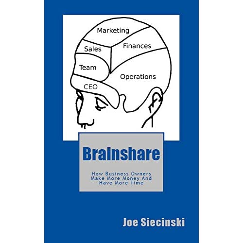 Brainshare: How Business Owners Make More Money And Have More Time