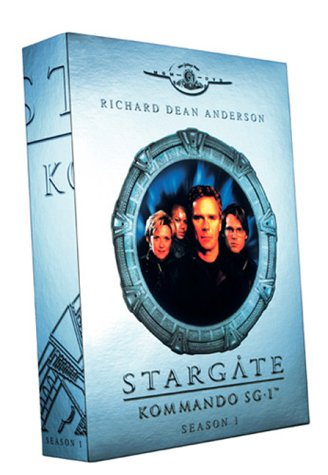 Stargate Kommando SG-1 - Season 1 Box [5 DVDs]