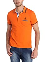 SIR RAYMOND TAILOR Polo (Naranja)