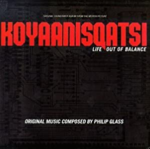 "Cover of ""Koyaanisqatsi: Life Out Of Bala..."