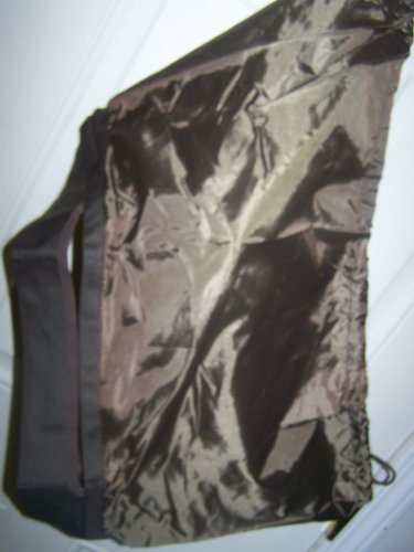 Thirty One Brown Deluxe Cinch-Top Lid front-752077