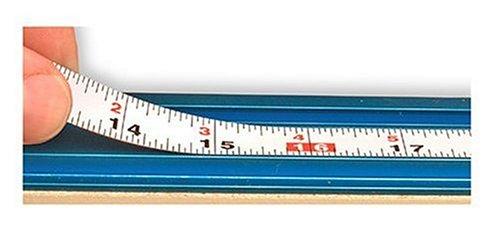 Kreg KMS7724 12 Self-Adhesive Measuring Tape (Left-Right Reading)