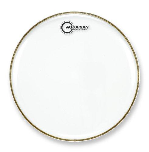 Aquarian Drumheads Cc22 Classic Clear 22-Inch Bass Drum Head