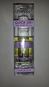Pro fx quick dry top coat