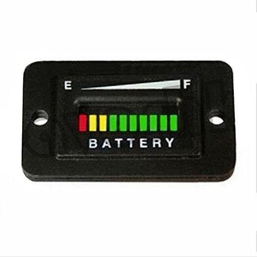 Marine Battery Meter : Hotsystem dc v marine motor golf cart led battery