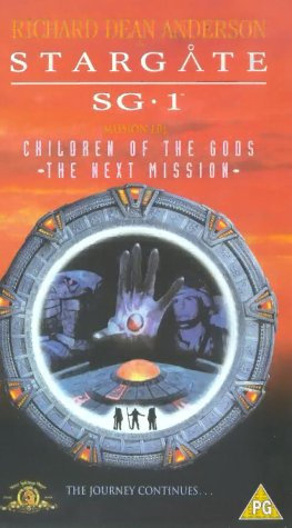 Stargate SG 1 - Children Of The.... [VHS] [UK Import]