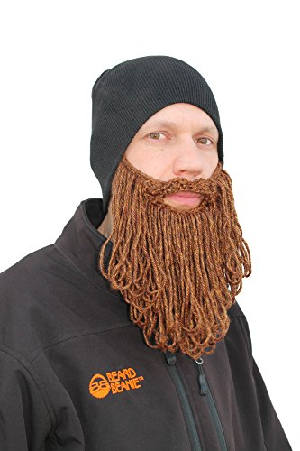 d53fc839e04 The Original Beard BeanieTM Eco2 Black Long Beard